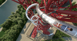 ENTER the ArcelorMittal Orbit Slide Competition to WIN one of three adult tickets or one of three family tickets