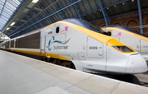 Eurostar breaks to Paris
