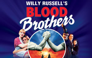 blood brothers by willy russell essay Blood brothers, by willy russell essay these little scenes are added to build up tension, something russell does very well he relaxes the audience with comedy and.