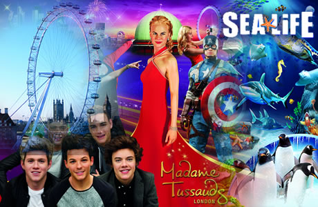 London Attraction Packages