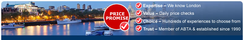 Discount London Guarantee