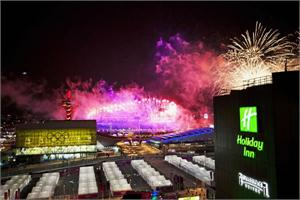 Holiday Inn London – Stratford City, New Year's Eve Party, London E20