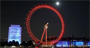 London Eye & Bateaux Symphony Dinner Cruise