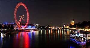 London Eye & Bateaux Harmony Dinner Cruise