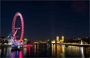 Coca Cola London Eye & Bateaux London Symphony Dinner Cruise