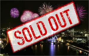 New Year's Eve River Thames Cruise on The Tideway - SOLD OUT