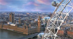 London Eye & Bateaux Symphony Lunch Cruise