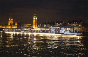 Bateaux London River Thames Symphony Dinner Cruise