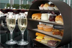 Champagne Afternoon Tea at the Park Plaza County Hall