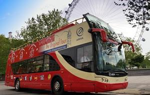 Original London Open Top Bus Tour