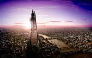 The View from The Shard Valentines