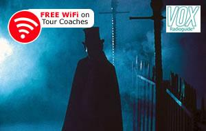 Jack The Ripper Tour - Wifi