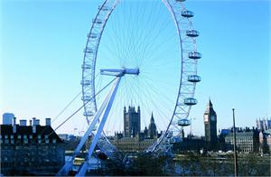 Coca Cola London Eye & Bateaux London Symphony Lunch Cruise