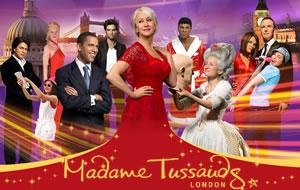 Madame Tussauds & Tower Bridge Exhibition Ticket