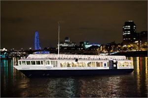 The Harmony New Year's Eve River Thames Dinner Cruise