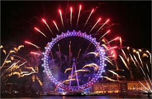 New Year's Eve River Thames Dinner Cruise