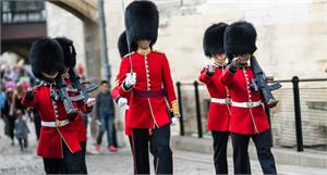Tower of London & London Dungeon