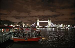 New Year's Eve Dinner Cruise with City Cruises