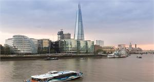 The View from The Shard & Afternoon Tea
