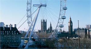 Open Top Bus Tour & London Eye