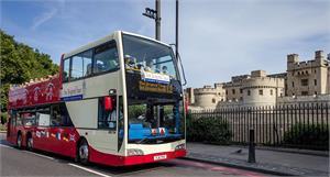 London Open Top Bus Tour