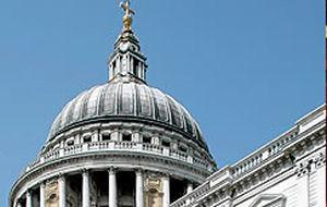 St Paul's Cathedral & Original London Open Top Bus Tour