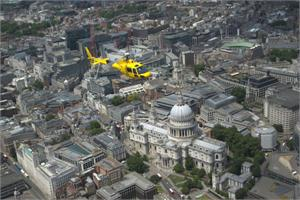 London Buzz Helicopter Trip and Champagne Afternoon Tea