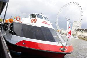 City Cruises Red Rover and Traditional Afternoon Tea at the Old Thameside Inn