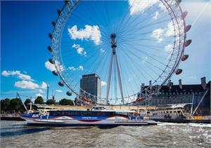 Thames Clippers River Roamer Sightseeing Cruise