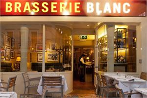 Brasserie Blanc Charlotte Street, New Year's Eve Dinner, London W1T