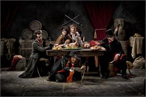 London Dungeon Montage