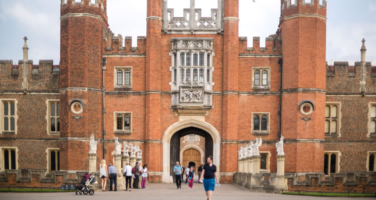 The Royal Pass - Four Of Britain's Best Historical Palaces